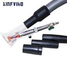 Hand held beating vacuum tornado car cleaning gun vacuum adapterprefessional automobile tornador  vacuum gun