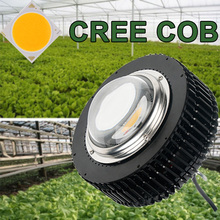 Grow Tent Light COB 3500K LED CXB 3590 Full Spectrum Phyto Lamp For Plant Fitolampy Indoor Seedlings Cultivation Led