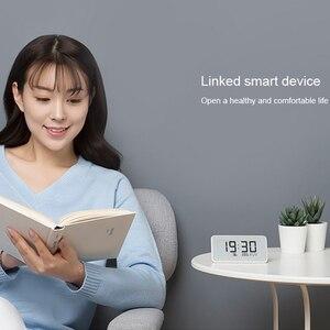 Image 3 - 2020NEW شاومي Mijia BT4.0 اللاسلكية الذكية الكهربائية ساعة رقمية داخلي الرطوبة ميزان الحرارة E الحبر أدوات قياس درجة الحرارة