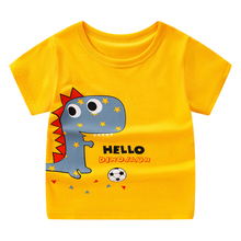 Shirt Boy Summer Kid Short Sleeve T-shirts Children Clothes Shirts Kids Girl Tshirt Tops For Boys Tshirts Girls T-shirt 3-10 T 2019 summer children tshirts cartoon oggy and the cockroaches children s summer t shirt boys and girls short sleeved t shirts