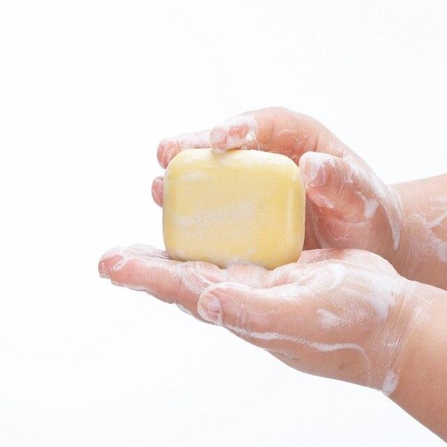 Yiganerjing Sulfur Soap Skin Conditions Acne Psoriasis Seborrhea Eczema Anti Fungus Bath  Whitening Soap Shampoo 5