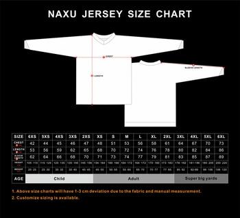 Camiseta de manga larga para ciclismo de motocross, camiseta transpirable, ropa ligera para ciclismo de montaña y carreras, sublimada