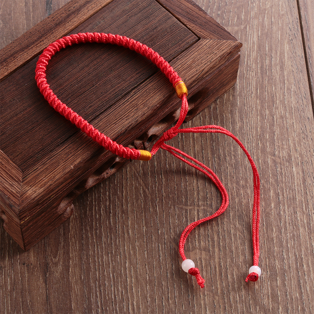 Bracelet Lucky String-Wrap Red-Ropes Hand-Made Chinese Classic Women 1PC 16cm New