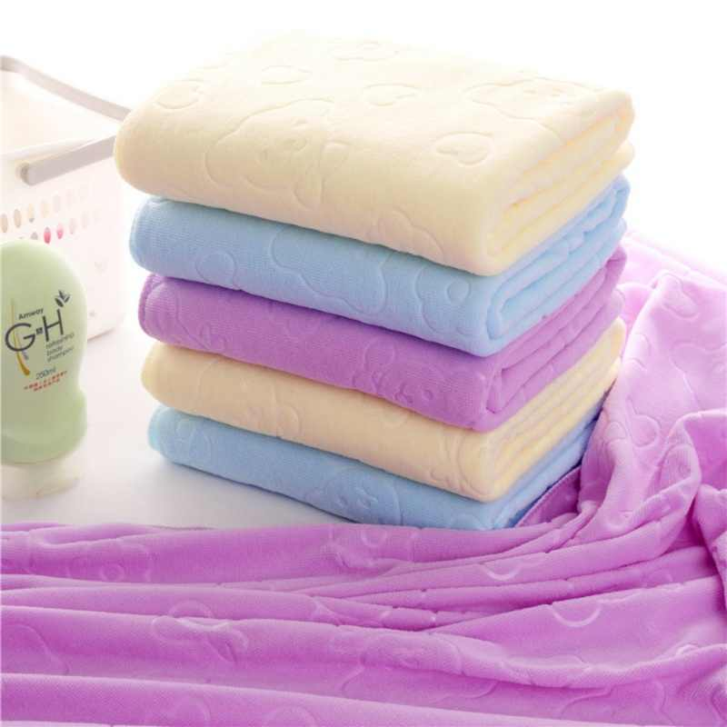 Baby Swaddles  Baby Wool Blankets Infant Kids Soft Warm Swaddle Kids Bath Towel Lovely Newborn Baby Bedding Blankets 1