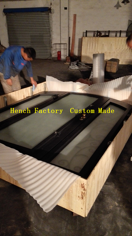 Shanghai Hench Brand China Factory 100% Custom Made Sale Australia Pinky's Steel Doors