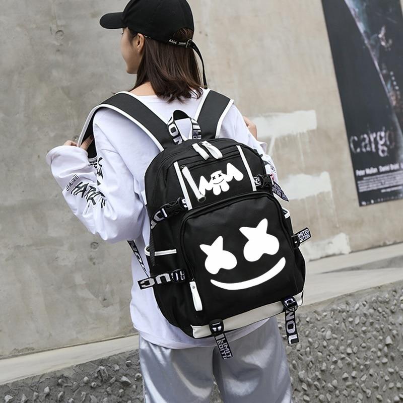meninos meninas sacos de escola com carregamento