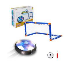 Футбольный футбол, детские игрушки, подвеска, футбольный мяч, набор, перезаряжаемый, светодиодный светильник, цель для детей, внутренняя интерактивная игра