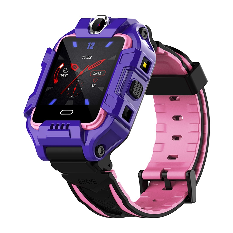 Y99 Children Smart Watch 4G Kids GPS Position Safety Wristband Video Call Bracelet Sports Waterproof Fitness Tracker