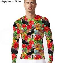 KYKU Flower Shirt Long Sleeve T shirt Me
