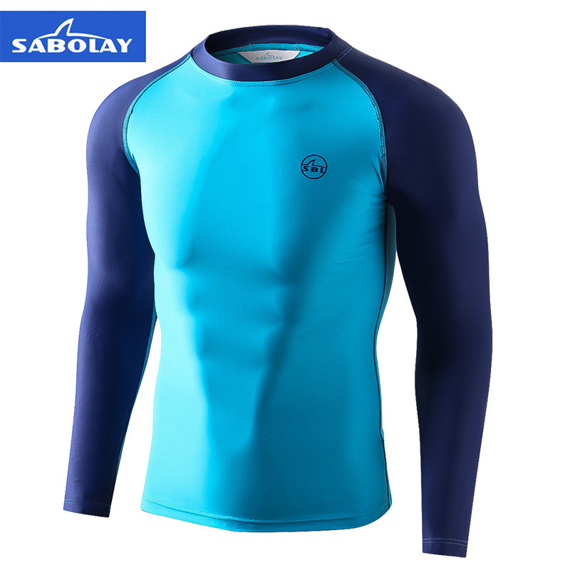 Sabolay New Style Couples Quick-Dry Shipped Outdoor Tight Diving Suit AliExpress Ny612