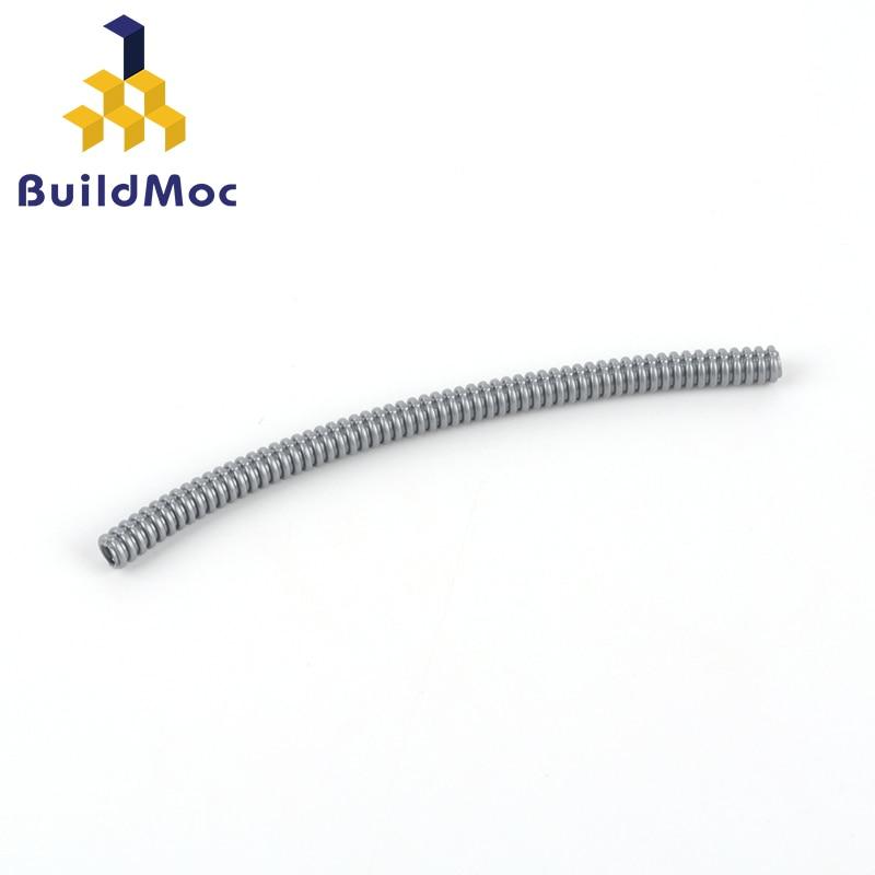 BuildMOC Assembles Particles 78c13 104mm Technology Hose (diameter 4.8mm) Building Blocks Part DIY Educational Toys