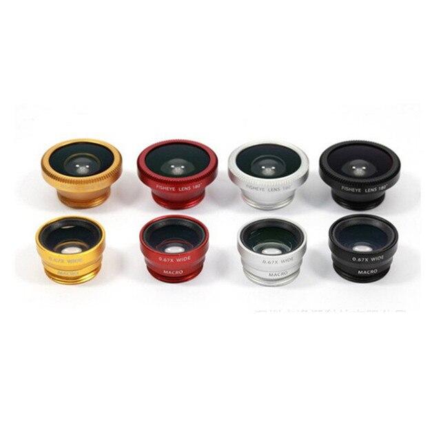 Fish Eye Lens Wide Angle Macro Fisheye Lens Zoom For iphone 7 8 plus XS MAX X Mobile Phone Camera Lens Kit ojo de pez para movil 6