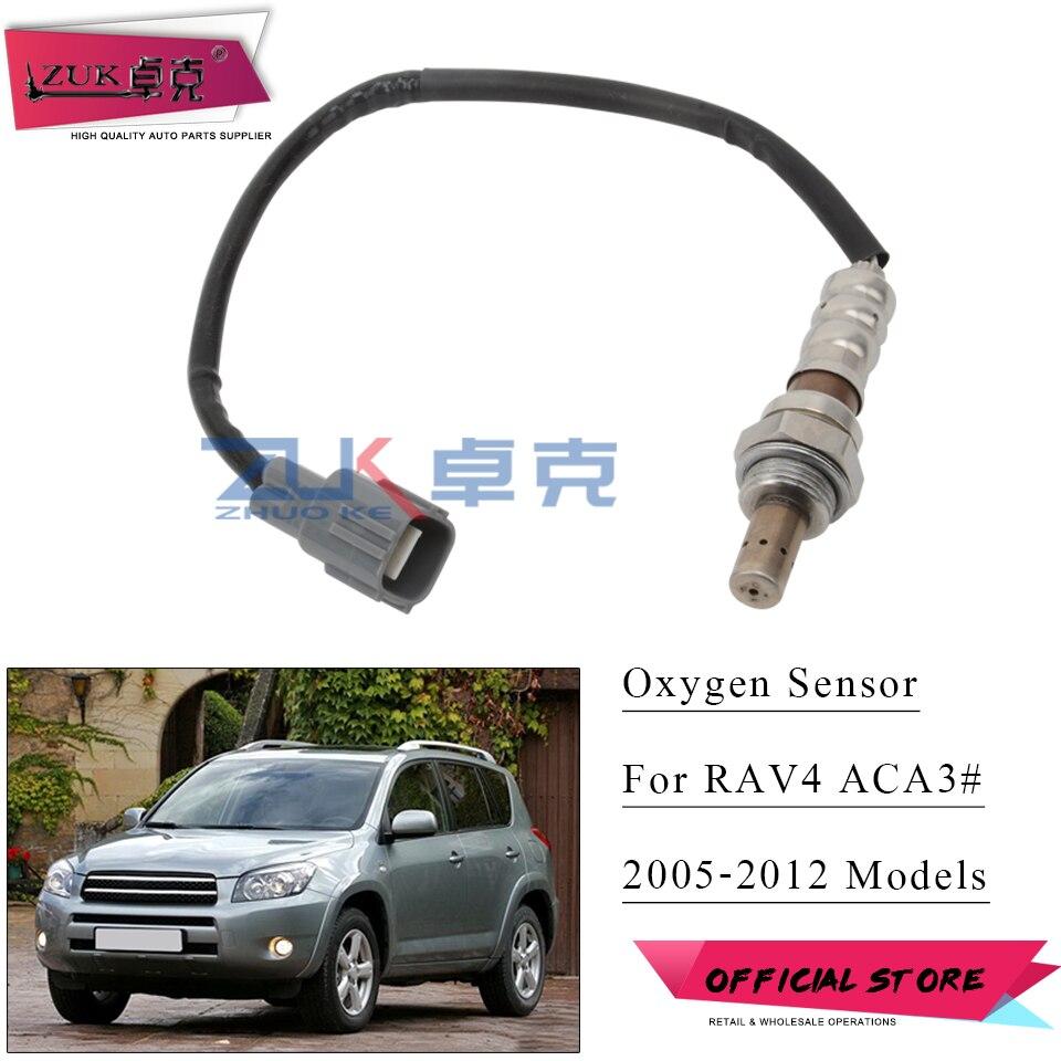 ZUK Rear Lambda Sensor OEM:89465-42170 For Toyota RAV4 2005 2006 2007 2008 2009 2010 2011 2012 ACA3# High Quality Oxygen Sensor