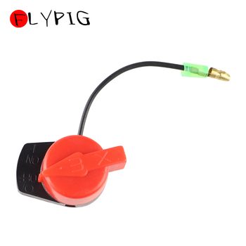 ENGINE POWER STOP ON OFF KILL SWITCH for HONDA GX110 GX120 GX160 GX200 GX240 GX270 GX340 GX390 D30 image