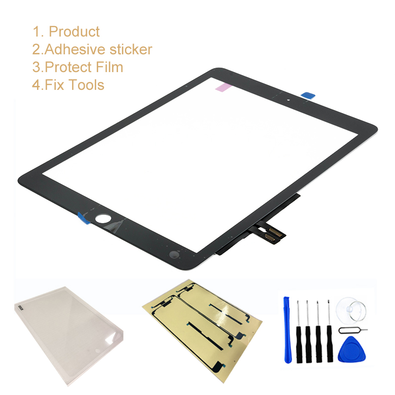 For-iPad-9-7-2018-Version-For-iPad-6-6th-Gen-A1893-A1954-Touch-Screen-Digitizer