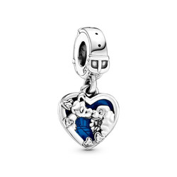 925 prata esterlina miss e sem-teto charme caber pulseira pandora original & pulseira fazendo moda jóias diy para mulher cms1570
