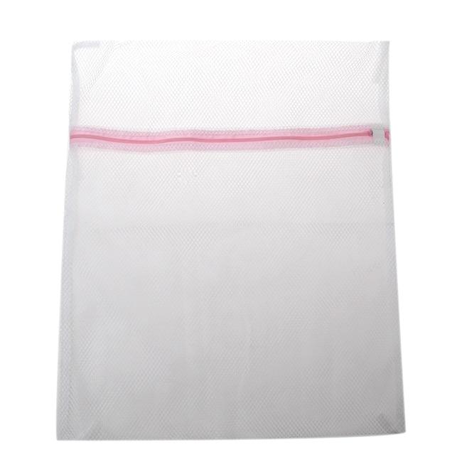 3pcs/set Fashion Clothes Washing Machine Laundry Bra Aid Lingerie Zipper Mesh Net Wash Bag Pouch Basket Laundry Tools