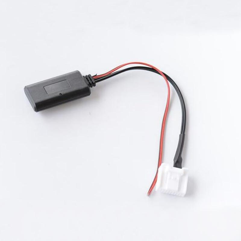 Biurlink, автомобильное радио, Bluetooth, музыкальный адаптер, музыкальный аудиокабель для Toyota Corolla Camry RAV4 Reiz