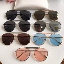 2020 New Fashion Korea Brand designer GENTLE eyeglasses Mio mio Pilot s