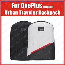 W magazynie oryginalny plecak podróżny OnePlus Urban wodoodporny, inteligentny i proste życie
