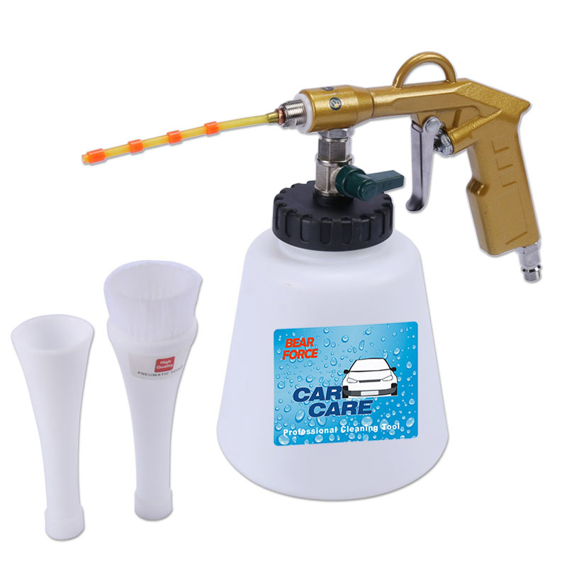 Tornado Pneumatic Air Compressor Foam Gun Car Interior Cleaning Gun Tornado Espuma Tool Car Detailing Tool-in Water Gun & Snow Foam Lance from Automobiles & Motorcycles