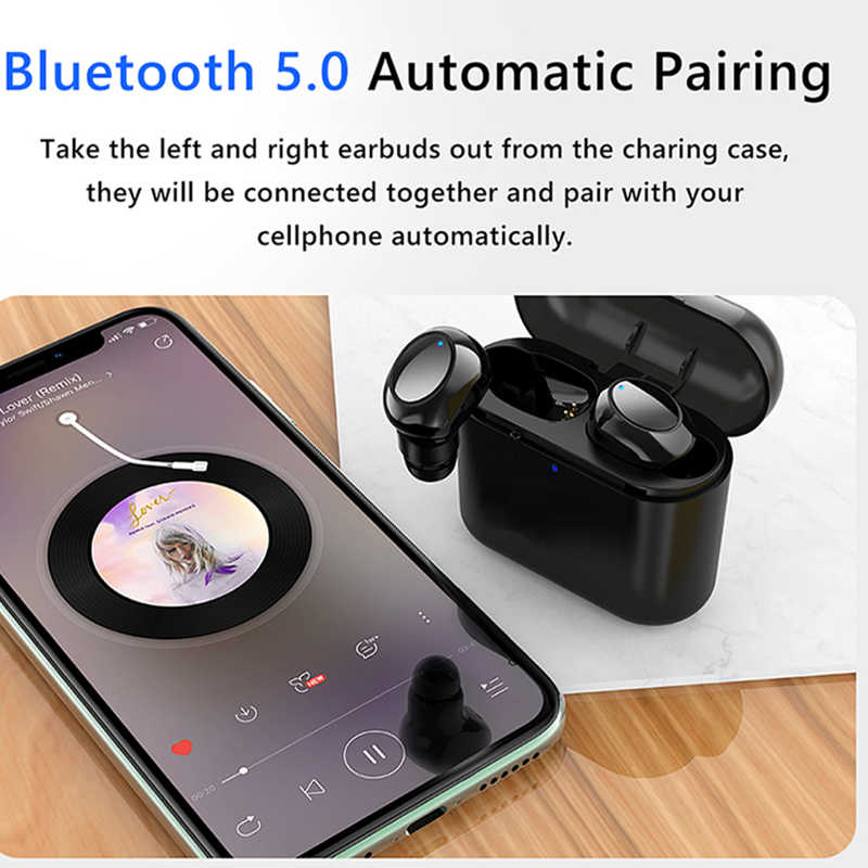 Tws bluetooth 5.0 イヤホンスポーツワイヤレスサムスンギャラクシー A70 A71 A50 A51 A5 A7 A8 A6 A3 a30 A20