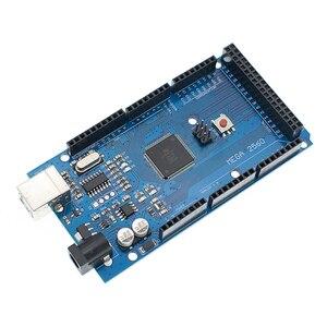 Image 4 - 10set TENSTAR ROBOTER MEGA 2560 R3 (ATmega2560 16AU CH340G) AVR USB board + USB kabel ATMEGA2560 für arduino