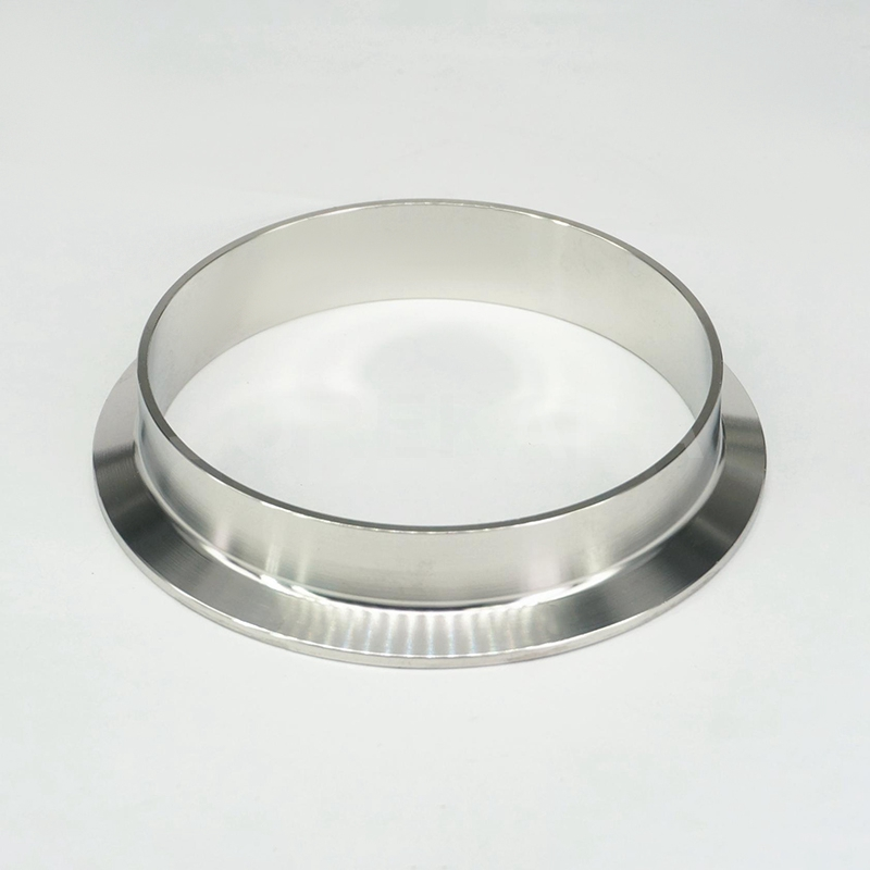 102mm Tube O/D x 4 Tri Clamp 119mm Ferrule O/D 304 Stainless Steel Sanitary Weld Ferrule Connector Pipe Fitting Homebrew