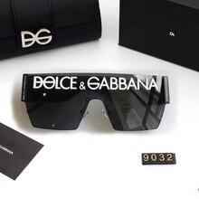 Luxury Brand One Piece Pilot Sunglasses Women Punk Square La