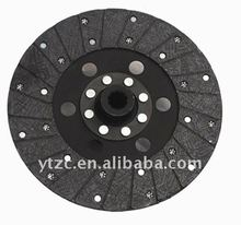 farm machinery parts 11 clutch disc for tractor cnc machinery parts for plastic mold
