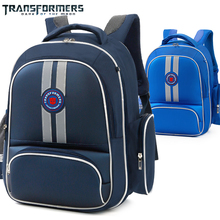 TRANSFORMERS school bags boys backpack children school backp