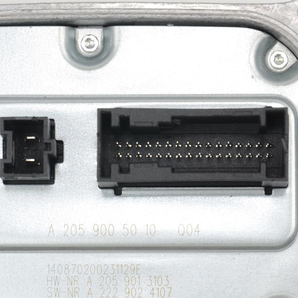 AP02 HID headlight control unit for Mercedes C-Class W205 New A2059005010, A 205 900 50 10 image