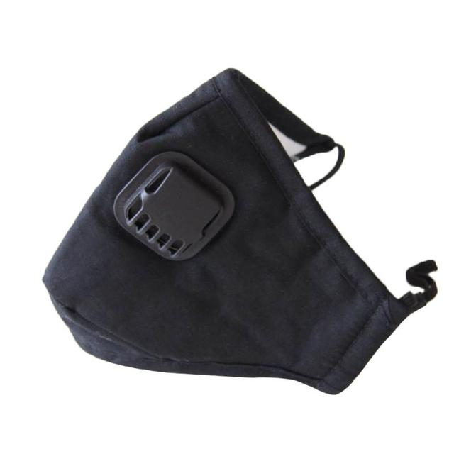 Outdoor PM2.5 Safety Mouth Mask Facial Protective Cover Anti-Dust Mouth Cover Anti Flu Virus Pollution Windproof Face Mask 2