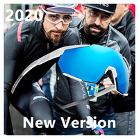 New 2020 Racetrap100 Sports Bicycle Bike Sunglasses MTB Cycling Glasses Eyewear Sunglasses Peter Limited 100 RP Gafas Ciclismo