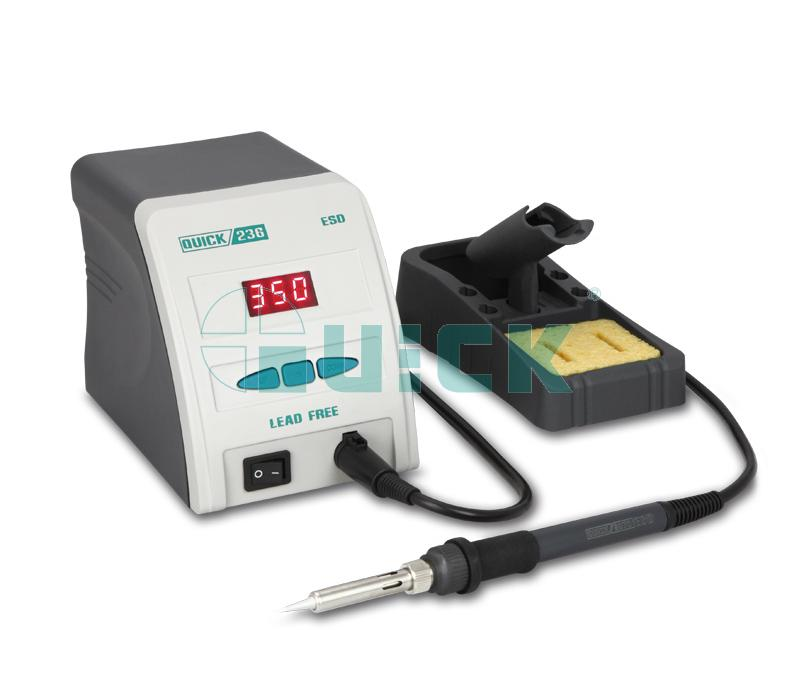 QUICK 236 soldering station 90W desoldering station repair smart phone