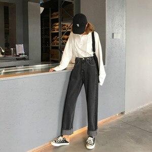 Image 5 - Kot Kadın Retro Gevşek Trendy Zarif Tüm Maç Yüksek Kaliteli Kore Tarzı Öğrencileri Eğlence Günlük Bayan Kadın Güzel Basit