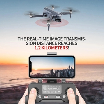 2021 NEW F11 PRO 4K GPS Drone With Wifi FPV 4K HD Camera Two-axis anti-shake  Brushless Quadcopter Vs SG906 Pro 2 RC Dron Toys 3