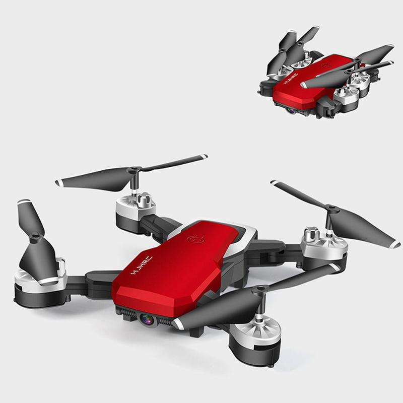 cheapest Hot Sale Foldable Mini Drone WiFi Altitude Hold One Key Takeoff 360-degree Stunt High Low Speed Quadcopter