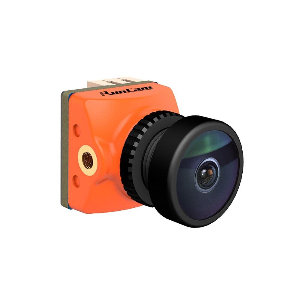 Novo runcam racer nano 2 menor câmera fpv cmos 1000tvl 1.8mm/2.1mm super wdr 6ms baixa latência integrado osd para fpv rc zangão - 5