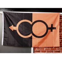Super Straight Flag, 90x150 CM 100D Polyester Flag , Free Shipping