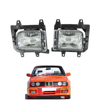 Front Bumper Fog Light Fog Lamp Car Light For BMW E30 M3 Coupe 1986 1987 1988 1989 1990 1991 1992 image