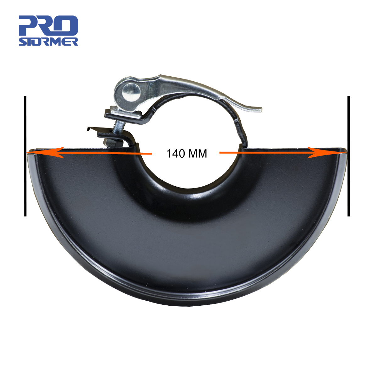 PROSTORMER 140mm Wheel Protection Cover Suitable Suitable For 125mm MAX Grinding Wheel Angle Grinding 20V PTET1016