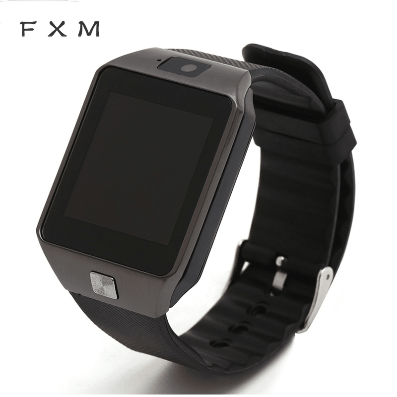 The Mens' Watches Men Smart Watch Bluetooth Smartwatch Dz09 Wearable Devices Android Call SIM TF Men Watch Women Bracelet Watch