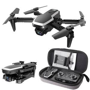 S171 Pro Fpv Mini Drone 4k HD Dual Camera 2.4G RC Quadcopter Altitude Hold Coreless Motor Wifi Foldable Drones With Cameras Dron