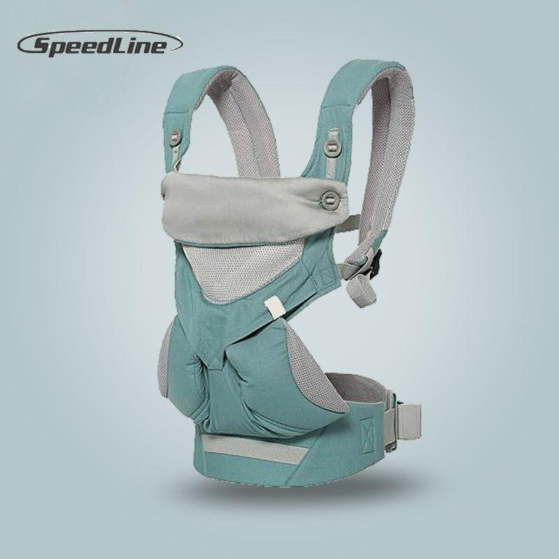 Speedline Egobaby 360 Porte-bébé respirant sac à dos à bandoulière pochette Wrap bébé kangourou nouveau Egobaby Porte Bebe 20kg