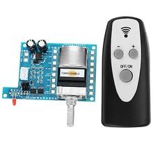 Hot Ac/Dc 9V Infrarood Afstandsbediening Volume Control Board Alps Pre Potentiometer 80Mm X 51mm Elektrische Control Board Modules