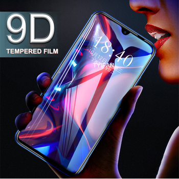 Tempered Glass Phone Case for Huawei Y5 Y6 Y7 Y9 Prime 2019 2018 2017 Y3 Protective Glass Accessories on Y 3 5 6 7 9 5y 6y 7y 9y image