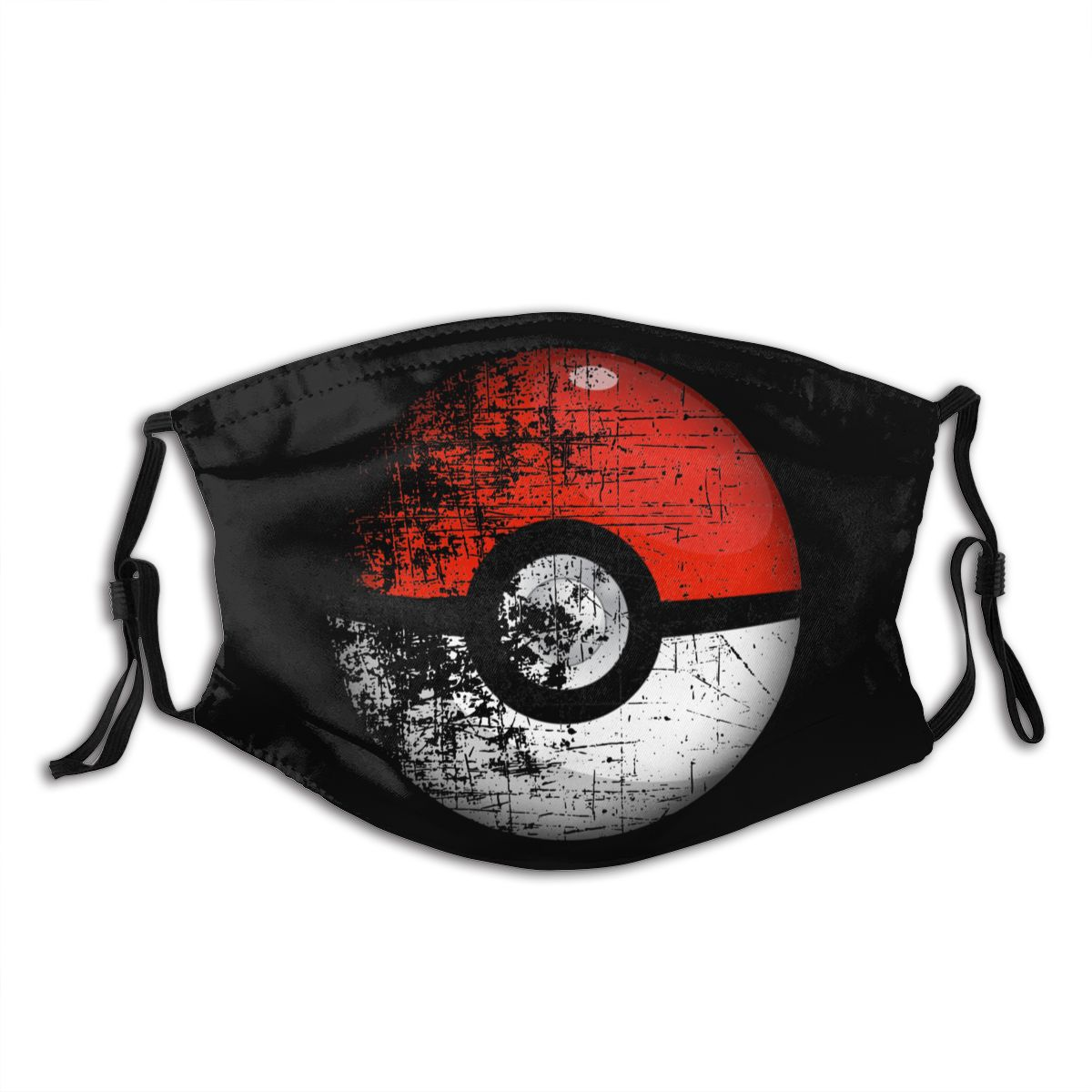 Pokemon Go Team Men Women Non-Disposable Face Mask Anti Haze Dust Protection Cover Respirator Muffle Mask with Filters image