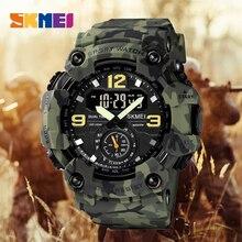 SKMEI Brand Men's Digital Watches Military Original New Style Fashion Sport Clock Waterproof Round Wristwatches Reloj Deportivo