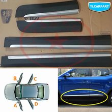 Pour MG ZS, garde de protection de porte de voiture(China)